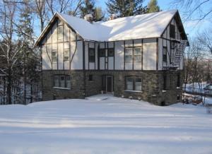 Exterior Snow 1